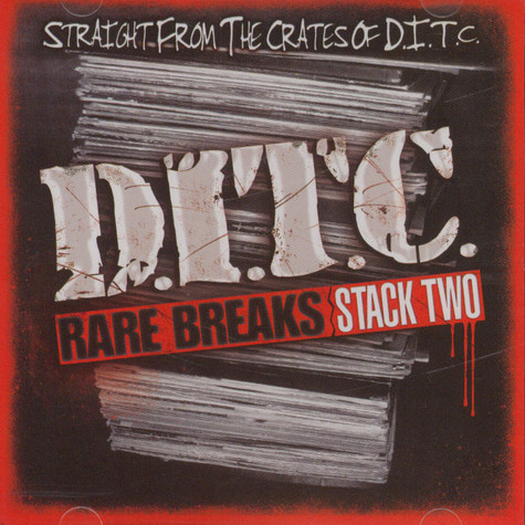 DITC - Rare Breaks: Stack Two