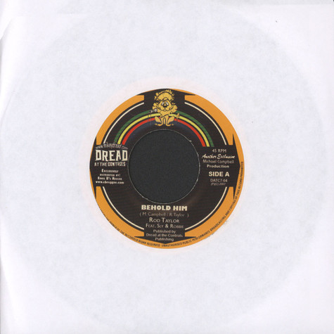 Rod Taylor / Mikey Dread & King Tubby - Behold HIM / Parrot Jungle