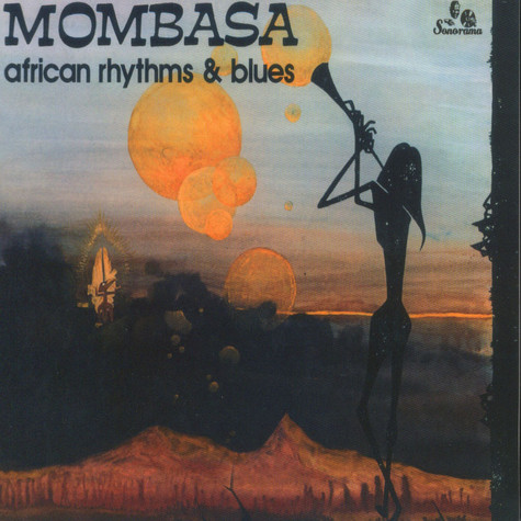 Mombasa - African rhythms & blues Volume 1
