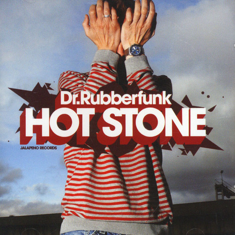 Dr. Rubberfunk - Hot Stone