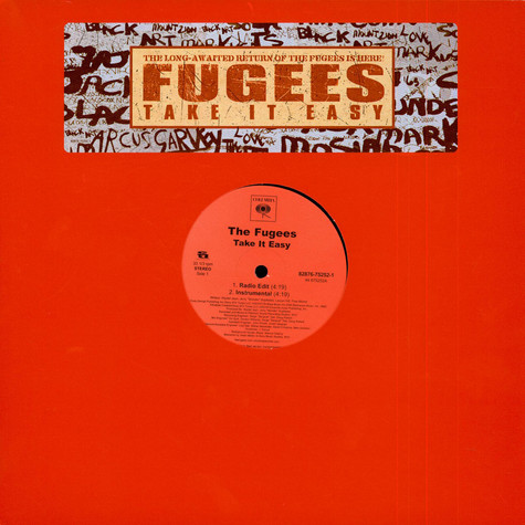 Fugees - Take It Easy