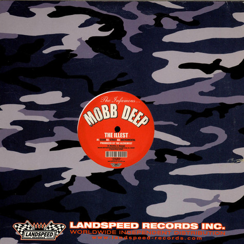 Mobb Deep - The Illest