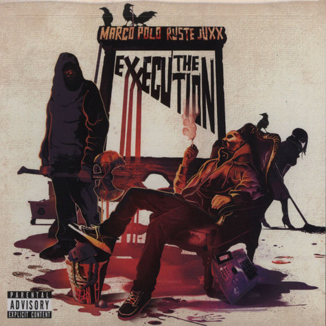 Marco Polo & Ruste Juxx - The eXXecution