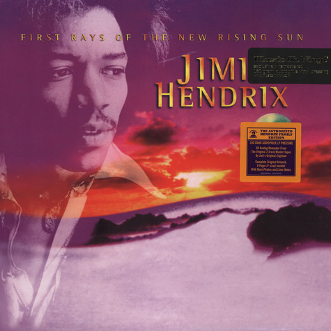 Jimi Hendrix - First Rays of the New Rising Sun