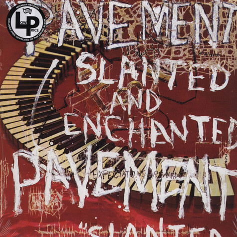 Pavement - Slanted & Enchanted