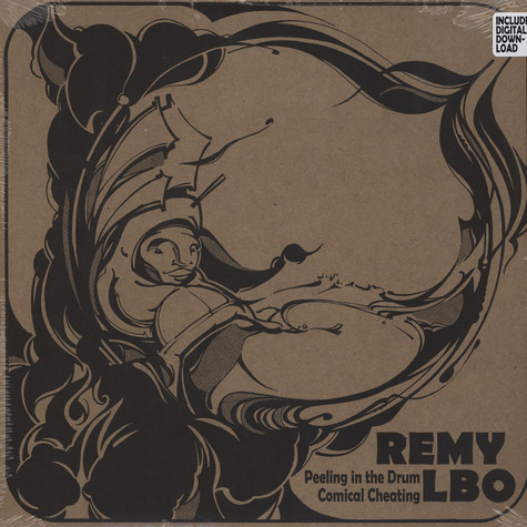 Remy LBO - Peeling In The Drum