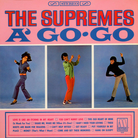 Supremes, The - A' Go-Go