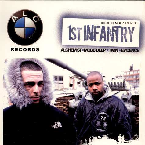 Alchemist Presents 1st Infantry - The Midnight Creep