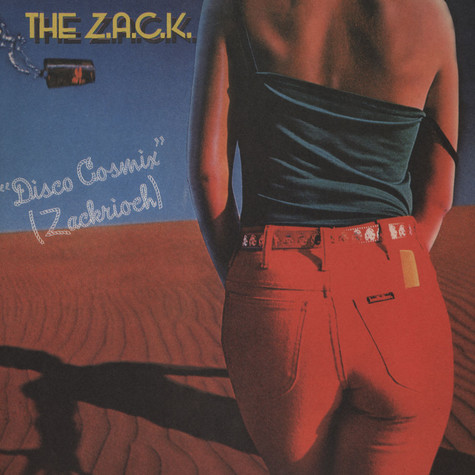 Z.a.c.k., The - Disco Cosmix