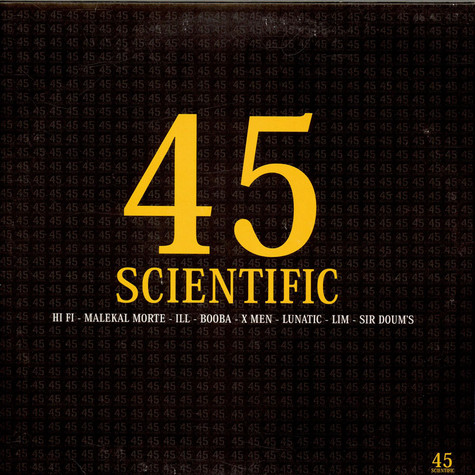 V.A. - 45 Scientific