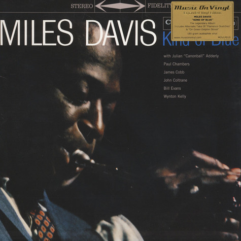 Miles Davis - Kind Of Blue Remastered