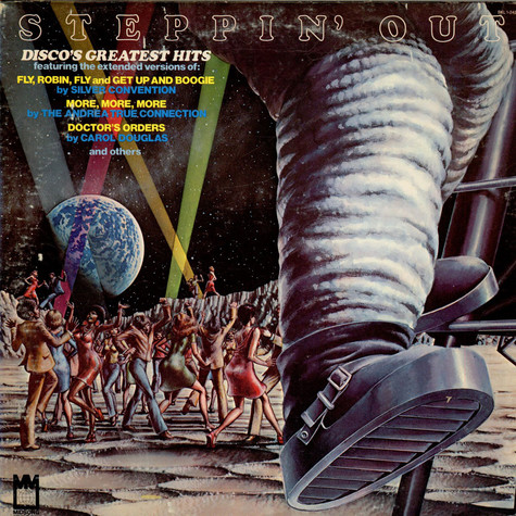 V.A. - Steppin' Out - Disco's Greatest Hits