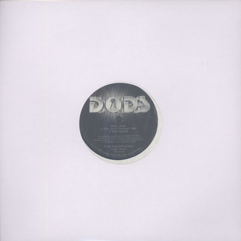 DODS - Try And Forget / Egyptian