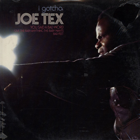 Joe Tex I Gotcha Vinyl Lp 1972 Us Original Hhv De