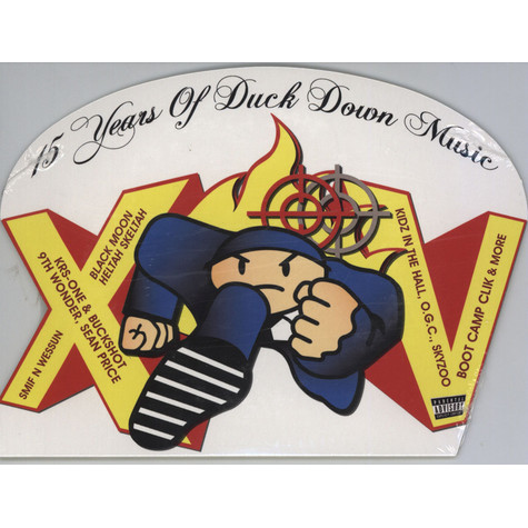 V.A. - 15 Years Of Duck Down Music