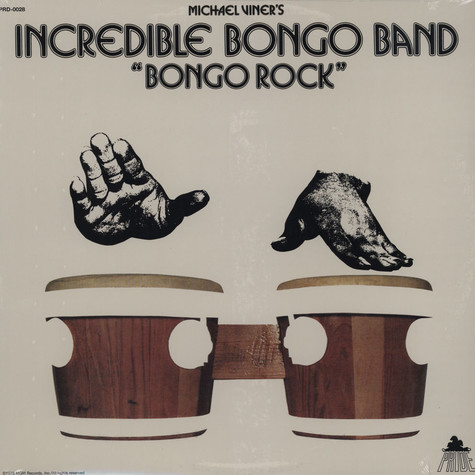 Incredible Bongo Band - Bongo Rock