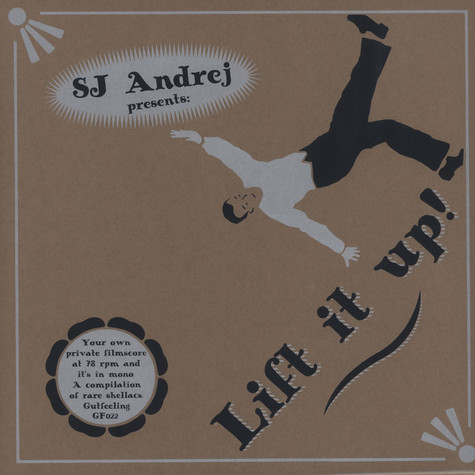 V.A. - SJ Andrej Presents: Lift It Up