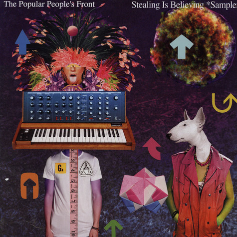 Popular People's Front, The - Stealing Is Believing Sampler