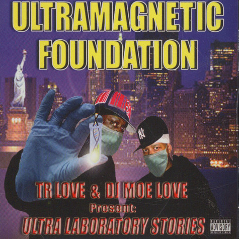 Ultramagnetic Foundation - Ultra