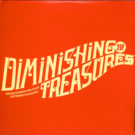 V.A. - Diminishing Treasures