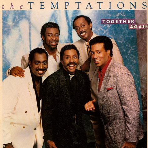 Temptations - Together Again