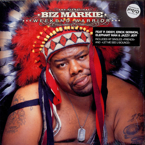 Biz Markie - Weekend Warrior