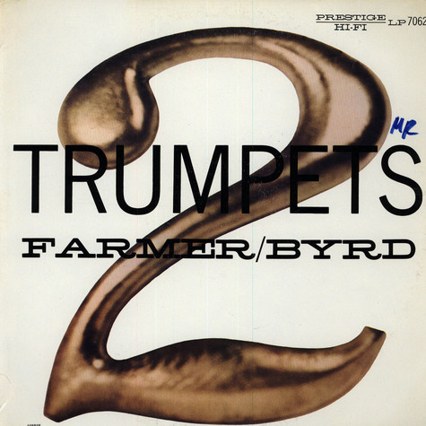 Art Farmer / Donald Byrd - 2 Trumpets