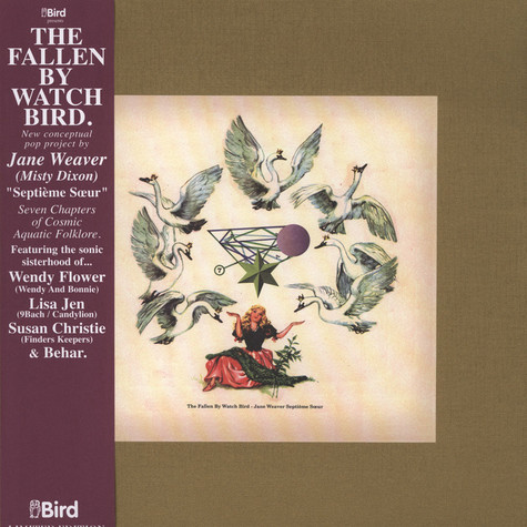 Jane Weaver - The Fallen By Watch Bird