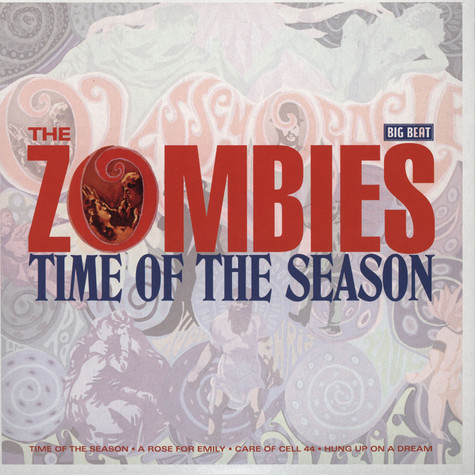 Zombies, The - Time Of The Season