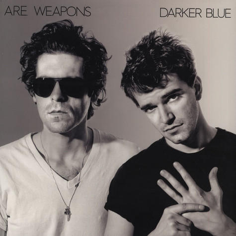 A.r.e. Weapons - Darker Blue