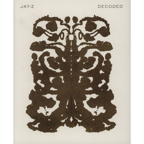 Jay-Z - Decoded - Hardcover Edition