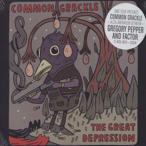 Common Grackle (Factor & Gregory Pepper) - The Great Depression