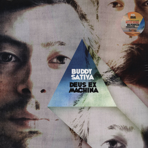 Buddy Sativa - Deus Ex Machina