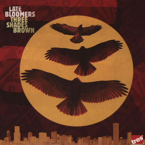 Late Bloomers - Three Shades Brown