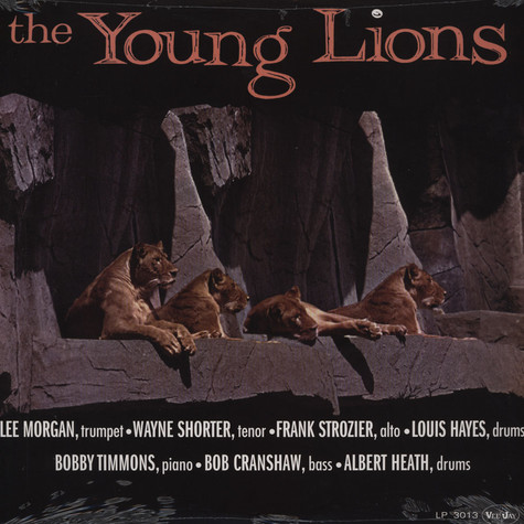Lee Morgan & Wayne Shorter - Young Lions