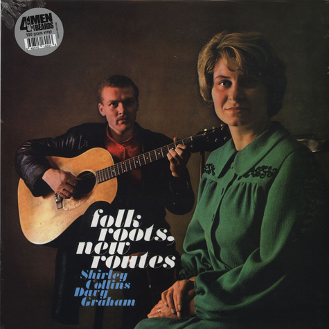 Shirley Collins & Davy Graham - Folk Roots, New Routes