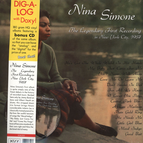Nina Simone - The Legendary First Recordings