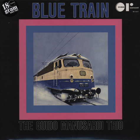 Guido Manusardi Trio - Blue Train