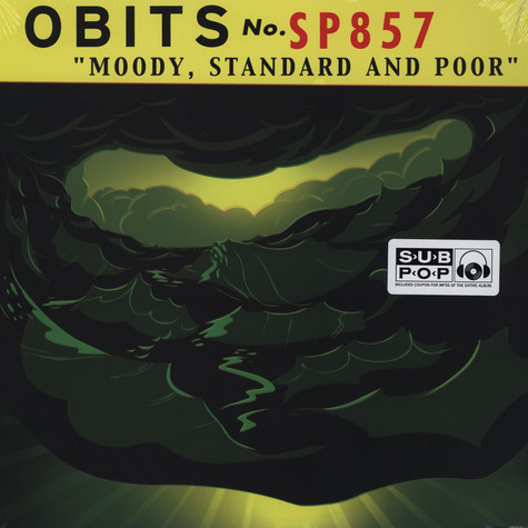 Obits - Moody Standard And Poor