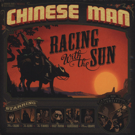 Chinese Man Records - Racing with the Sun