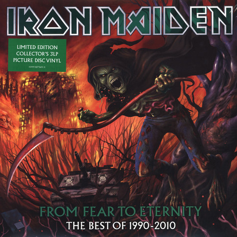Iron Maiden - From Fear To Eternity: The Best Of 1990-2010