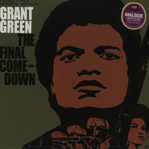 Grant Green - OST The Final Comedown