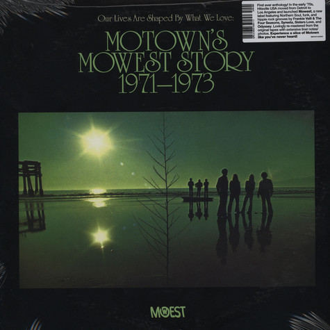 V.A. - Our Lives Are Shaped By What We Love: Motown's Mowest Story 1971-73
