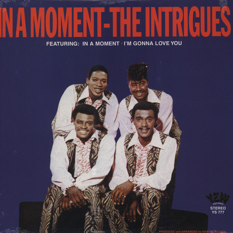 Intrigues - In A Moment
