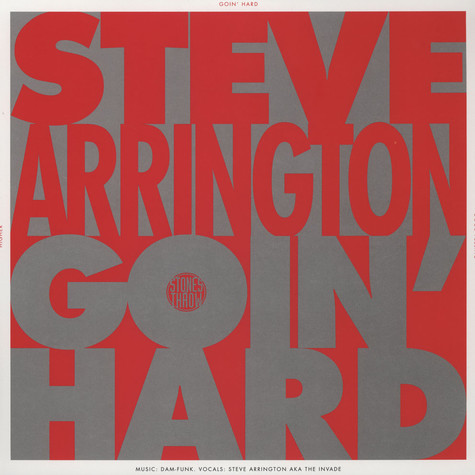 Steve Arrington - (I Be) Goin' Hard