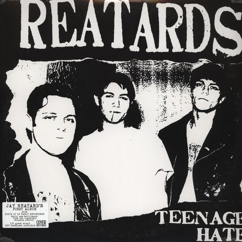 Reatards - Teenage Hate / Fuck Elvis Here