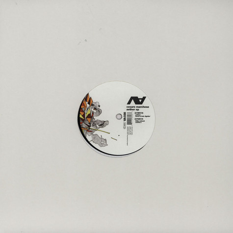 Cesare Marchese - Aether EP