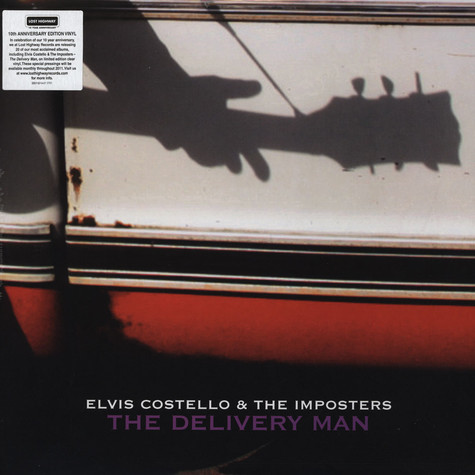 Elvis Costello & The Imposters - Delivery Man