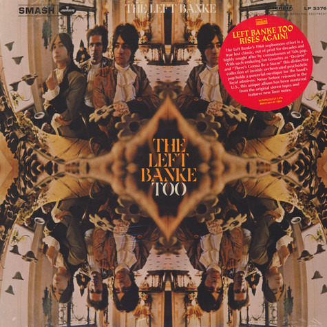 Left Banke - The Left Banke Too