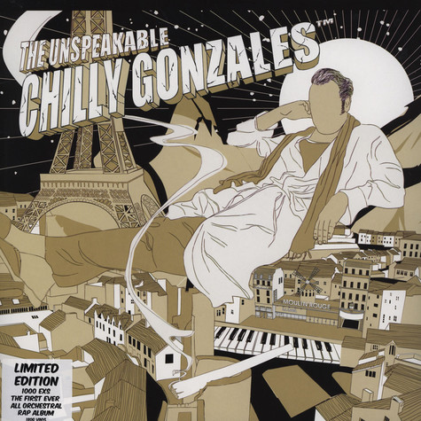 Chilly Gonzales - The Unspeakable Chilly Gonzales